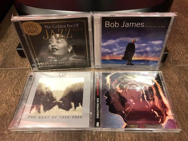 Продам фирменные CD Bob James, U2, The Rolling Stones – Hot Rocks 196