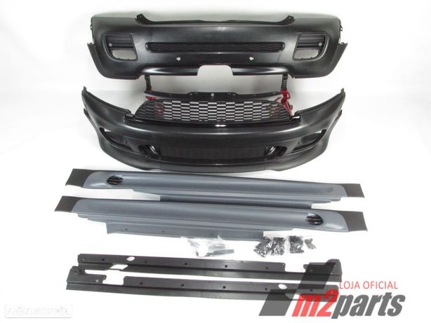 Kit JCW Novo/ ABS MINI/MINI (R56)/One D | 07.10 - 11.13/Cooper | 09.06 - 11.13/C...