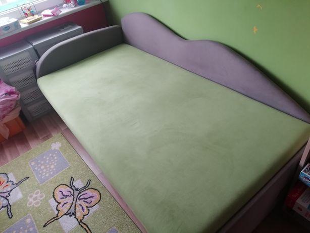 Łóżko/tapczan 90x195
