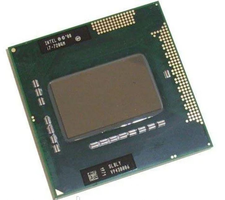 Процесор для ноутбука Intel Core i7-720QM SLBLY 1.6Ghz Б/У Славянск - изображение 1