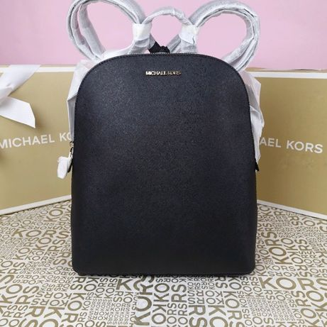 Кожаный рюкзак Michael Kors cindy black оригинал Майкл Корс