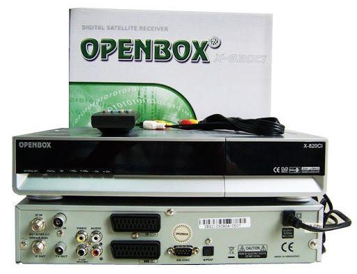 Спутниковый Тюнер OPENBOX X-820