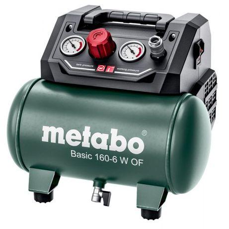 Компрессор Metabo Basic 160-6 W OF !!!Бесплатная доставка!!!