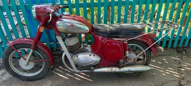 Продам Jawa 350 старушка 1973г