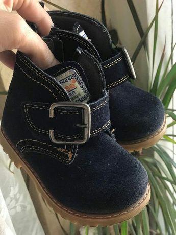 Демисезонная обувь ботинки
