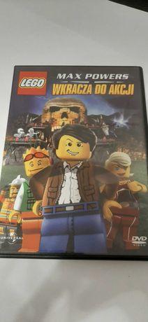 Lego max powers wkracza do akcji plyta CD