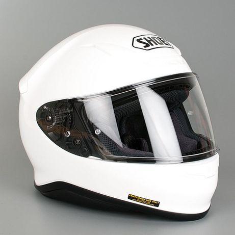 Шлем,НОВЫЙ! Shoei NXR White, размер S. 55-56см