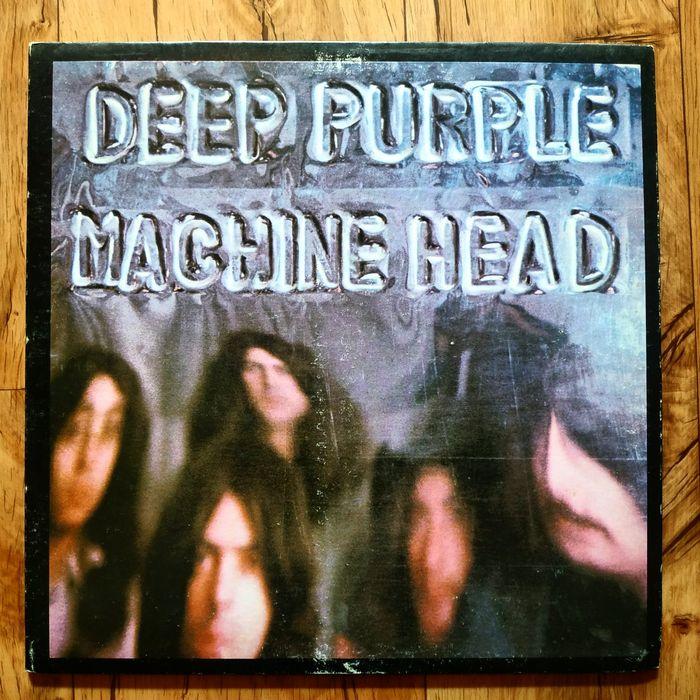 Виниловая пластинка Deep Purple Machine Head Днепр - изображение 1