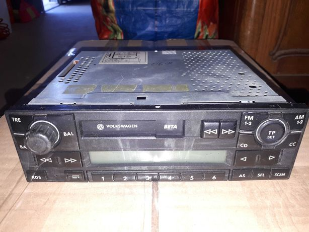 Rádio original VW Golf IV / 4