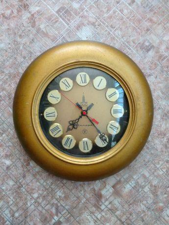 """Настенные часы """"Янтарь-олимпиада"""""""
