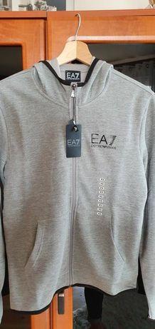 PRZECENA!!! Emporio Armani EA7 Męska bluza EA7 roz XS
