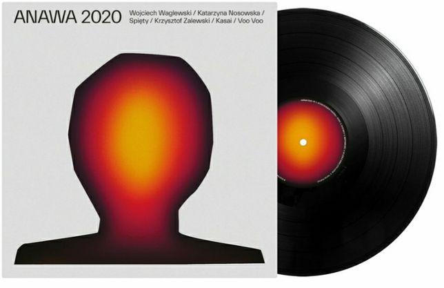 Anawa 2020 Voo Voo Fisz Waglewski Nosowska Zalewski LP vinyl