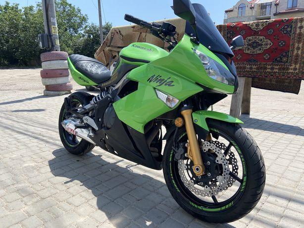 Kawasaki Ninja 650r   er6f