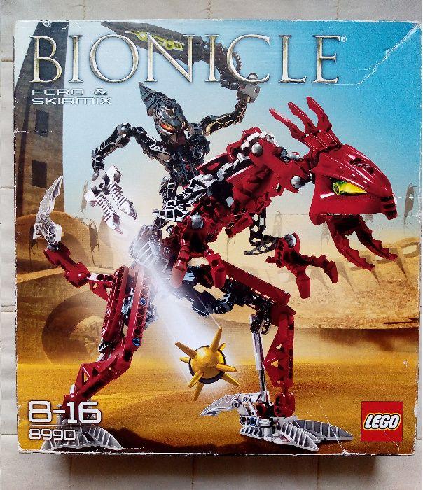 LEGO Bionicle 8990 Fero Skirmix Międzychód - image 1