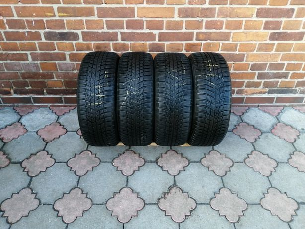 4x opony zimowe 205/55/R16 Bridgestone Blizzak LM 001 91H 6,71 mm