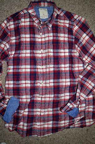 Homebound - sliczna koszula w kratke 170 cm-m