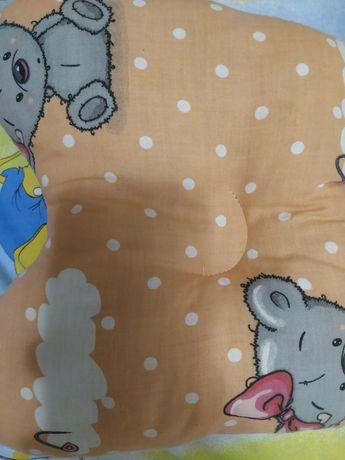 Для новорожденного подушка