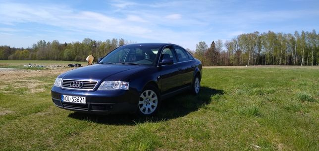 Audi A6 1.9 tdi.