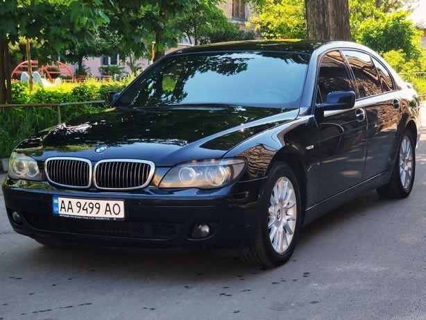 BMW 740 INDIVIDUAL 4.0 ГБО  возможна продажа в лизинг.