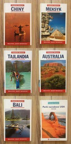 Podróże Marzeń - Chiny, Meksyk, Tajlandia, Australia, Bali, Parki USA