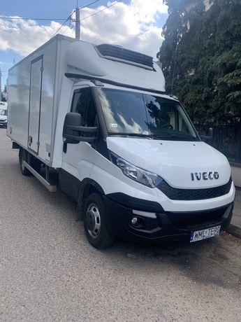 Iveco Daily chłodnia 50C15