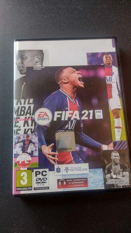 Pudełko FIFA 21 PC - Rezerwacja