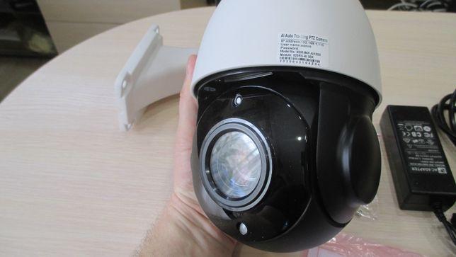 2мп ip камера со слежением за силуэтом человека и 30-ти крт зумом.