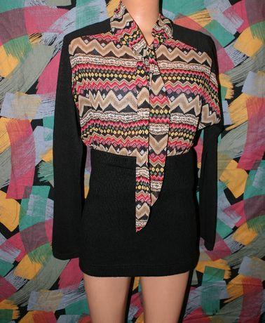 Женская кофточка,туника,блузка,кофта с рукавами Sophyline,M,L р