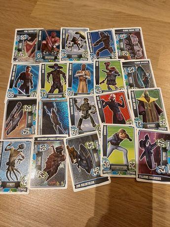 Karty Star Wars 53 szt.
