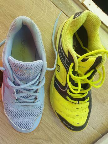 Обувь для спортзала. Бадминтон. Ракетка.