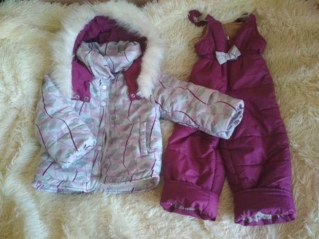 Зимовий комбінезон куртка, зимний комбинезон