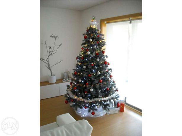 Árvore Natal contemporânea.