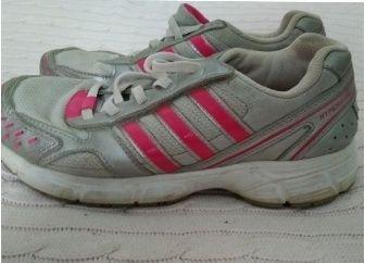 Buty Adidas dziewczęce rozm. 33.