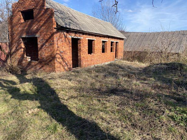 Продам земельный участок и дом у Визници