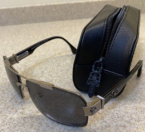 Мужские солнцезащитные очки Chrome Hearts