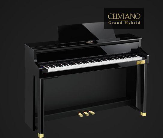 Casio GP-310 цифровое пиано, лучше Yamaha CLP. Настоящая клавиатура!