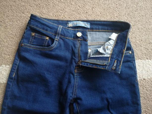 Spodnie jeansowe rozmiar 27