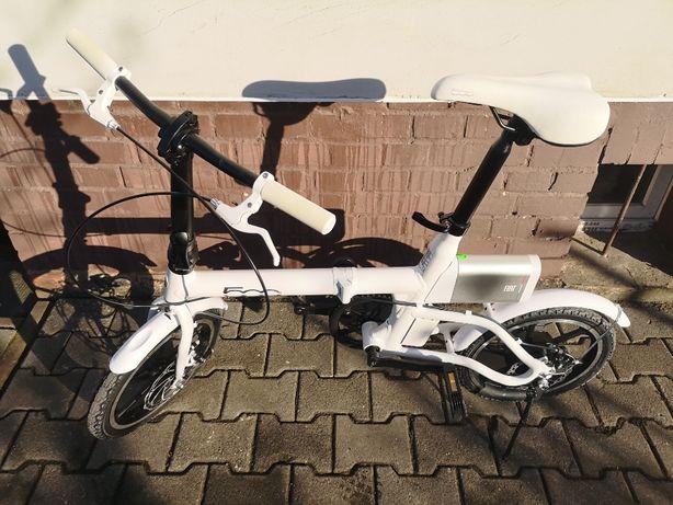 Nieużywany !! Fiat 500 F16 E-bike składany, miejski rower elektryczny