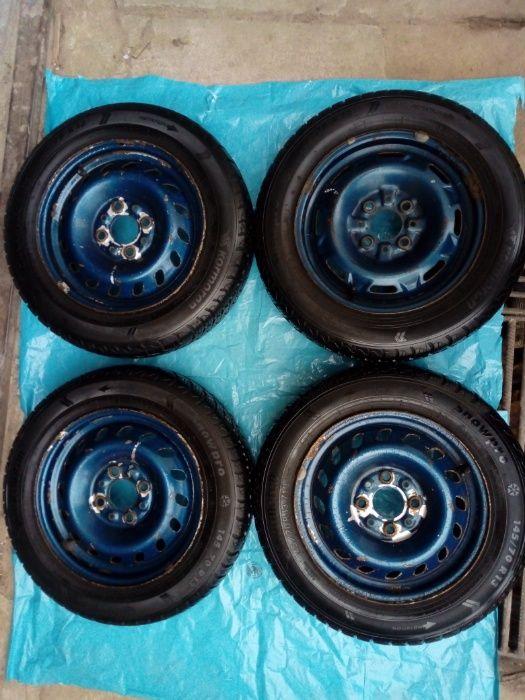 sprzedam opony zima Kormoran Snowpro 145/70 R 13 , 71Q DOT 1413 Melanów - image 1