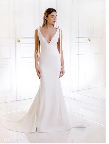 Suknia ślubna Laurelle, model Maurice