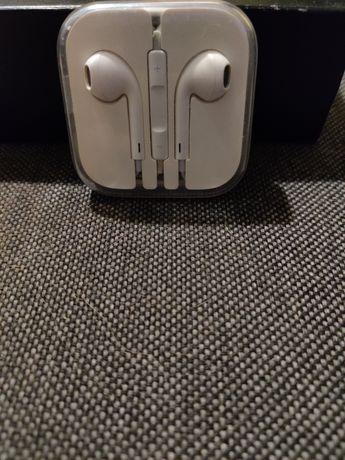 Oryginalne Apple EarPods NOWE! słuchawki na jack