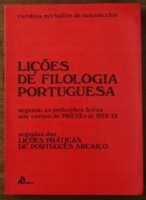 lições de filologia portuguesa, carolina michaëlis de vasconcelos Estrela - imagem 1