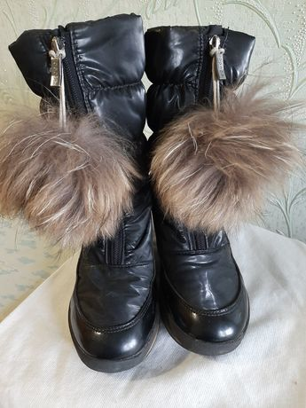 Сапоги зимние Biome Tex 34р.