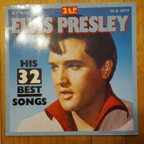 Elvis Presley, His 32 Best Songs, Neth, 1987, bdb++