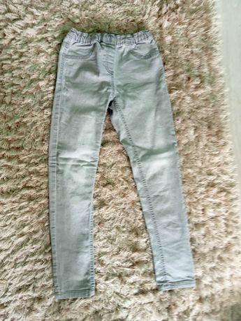Spodnie jeansowe rozm 140
