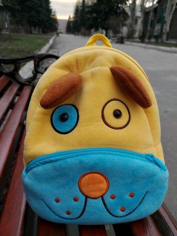 Детский рюкзак .Рюкзак