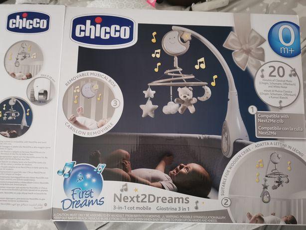 Chicco First Dreams Karuzela Next2Dreams Special Edition