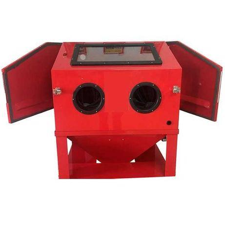 Maquina Cabine Decapagem 330 Litros (Com Iva)
