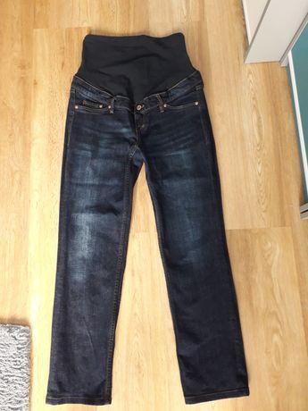 H&M spodnie ciążowe jeansowe
