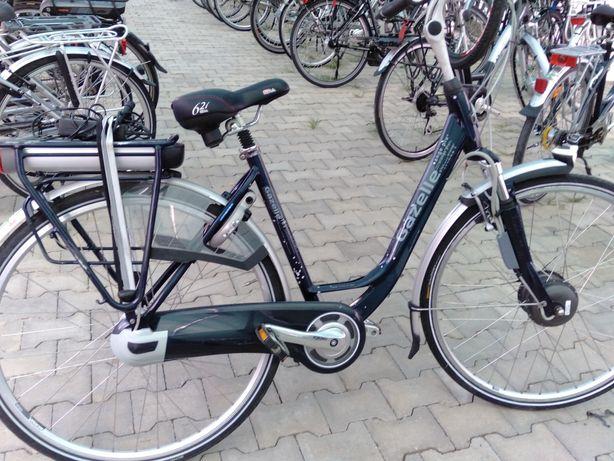 Rower elektryczny Gazelle